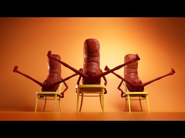 Twerking Sausages