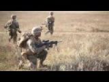 US Marine During Exercise Platinum Lynx 16.5 B-roll