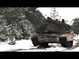 US Tanks And Troops Exercise In Russia's Backyard