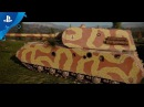 World of Tanks - Czechoslovakian Arsenal Unleashed! Trailer | PS4