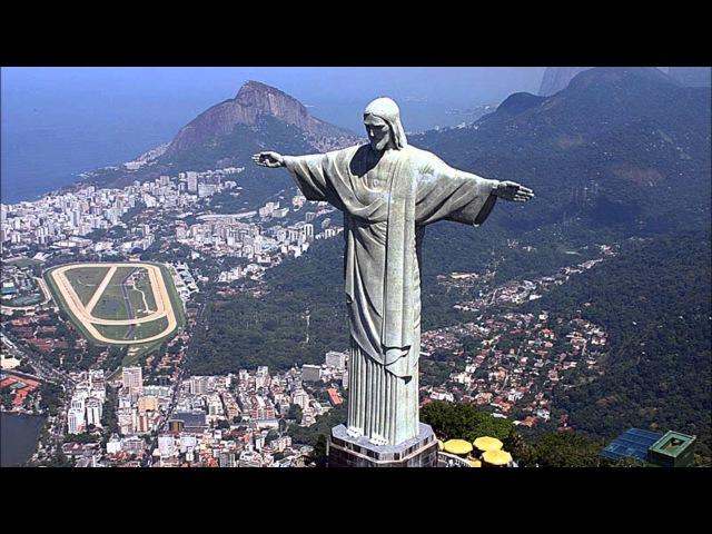 Статуя Христа -Искупителя