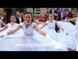Шпола танець на головній площі міста