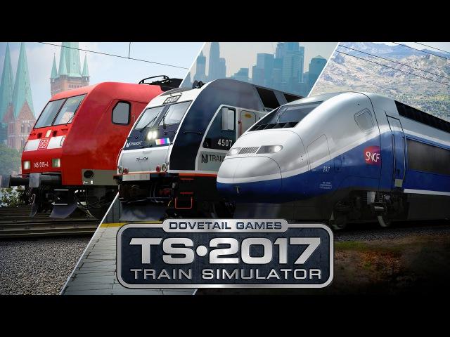 Train Simulator 2017 - The Art of Precision