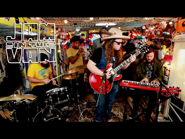 THE MARCUS KING BAND - Rita is Gone (Live at JITV HQ in Los Angeles, CA) JAMINTHEVAN