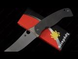 SPYDERCO FARID K2. Подарок на ДР A Knife for my Birthday