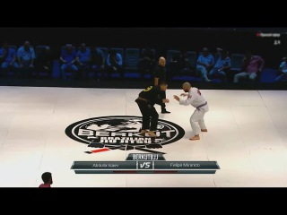 Abdulla Isaev vs Felipe Mirando