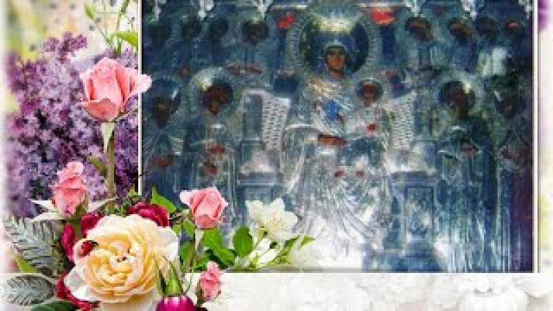 Чудотворная икона Божией Матери Экономисса (Домохранительница) история обретения и чудеса