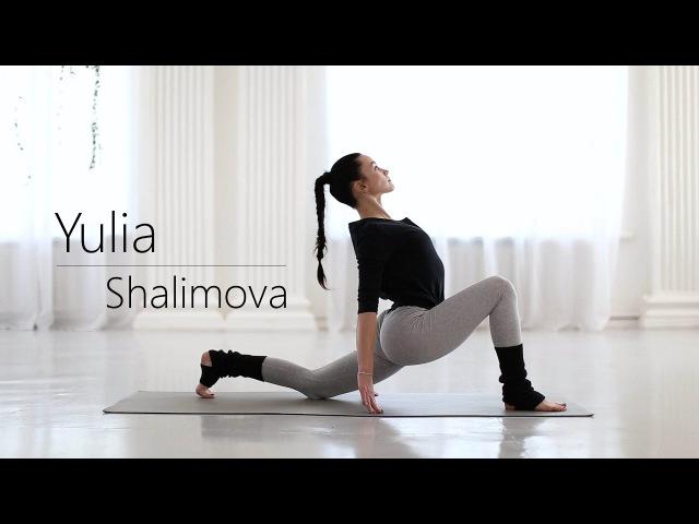 Yoga Teacher - Yulia Shalimova