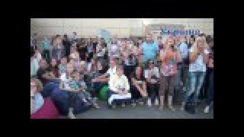 """Rock Party на даху """"Універмагу Україна, м. Київ, 09.10.2016 р."""