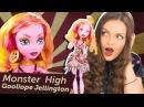 Gooliope Jellington Freak Du Chic (Гулиопа Джеллингтон Цирк Шапито) Monster High Обзор\ Review CHW59