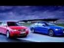 BMW M3 e46 против Audi S4 B6 Топ Гир
