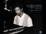 Gil Scott-Heron - Revolution Will Not Be Televised (Official Version)