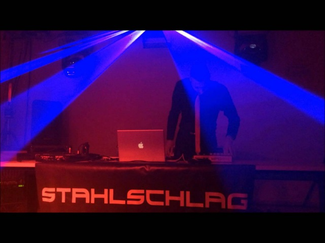 STAHLSCHLAG Repetitive Strain Injury Live in Hoyerswerda 2014