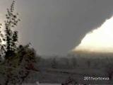 Winfield Kansas Tornado 4-26-1991
