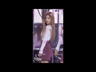 [FANCAM ChoRong] A PINK - 내가 설렐 수 있게 (ONLY ONE) (16O929 MNET