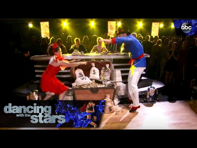 Laurie Val's Jive - Dancing with the Stars