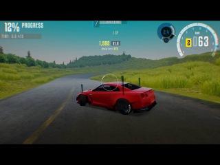 GDR - Drift racing on Unity - Test #2