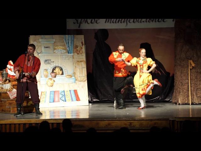 Гуляй, Россия! Русский народный танец. Шоу балет Фиеста