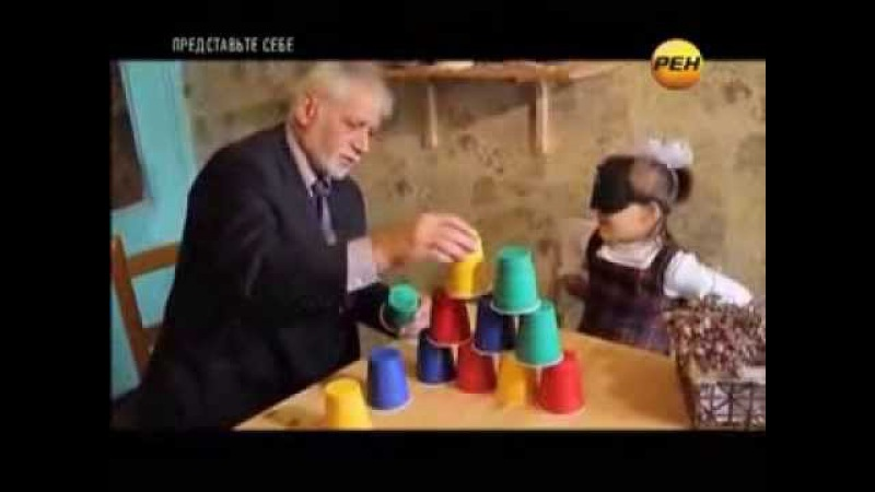 Марк Комиссаров на телеканале РЕН ТВ в передаче Представьте себе