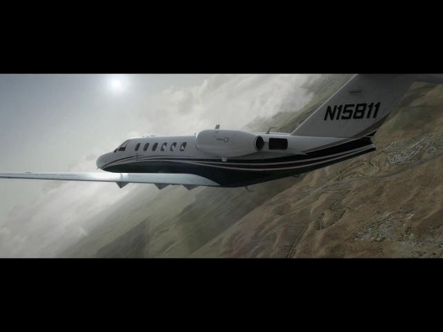 CARENADO 525A CITATION CJ2 HD SERIES FSX/P3D