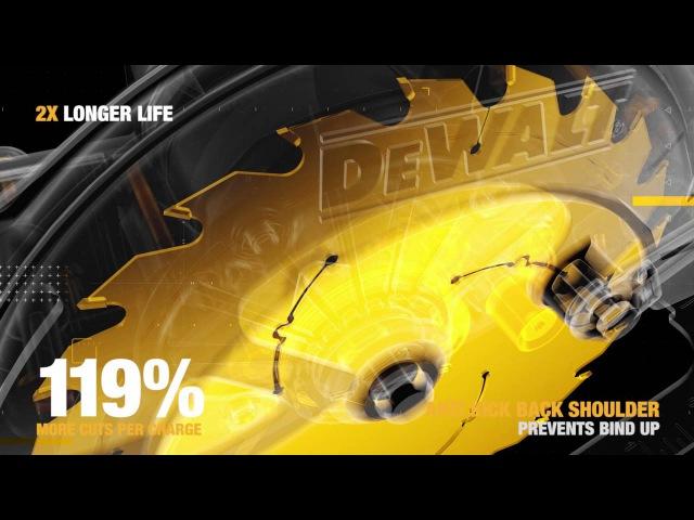 FLEXVOLT Accessories from DEWALT