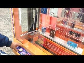 Опустошил игровой автомат - пипец! Без драк, порно, малолеток, приколов, скайп, алкаши, драка бабка