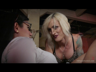 Sami Price & Penny Barber - Summons Baphomet to seek revenge on Mother Superior (01.08.2016) (Transsexual, Shemale)