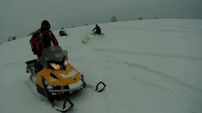 Ski-Doo Tundra,Freeride, Tayga