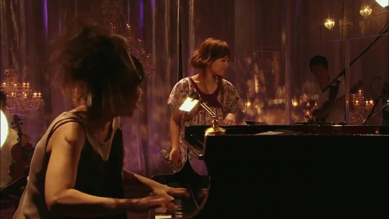 絢香 x 上原ひろみ おかえり Ayaka x Hiromi Uehara Welcome back