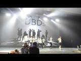DBD's выступление Comic con siberia 2017