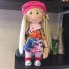 Интерьерные куклы. Анна К.
