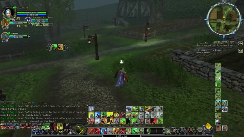 The Northcotton Farm T2C Captain 105 lvl LOTRO