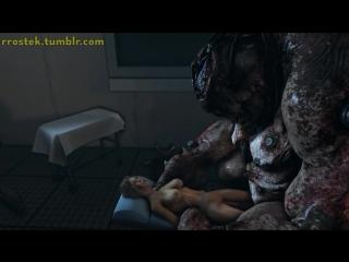 3d monster hardcore animations (mortal kombat, tomb raider, mass effect, metroid, alien, final fantasy, overwatch, outlast sex)