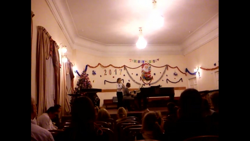Кемоклидзе Лиза (флейта)