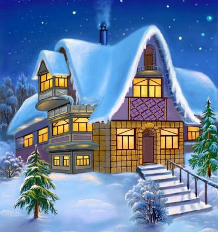Афиша Краснодар Домик Деда Мороза в Краснодаре