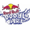 Red Bull Doodle Art