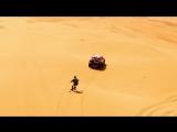 Сноубординг в пустыне