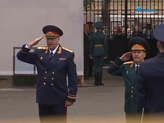 Церемония открытия академии Следственного комитета РФ в Санкт-Петербурге