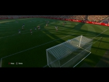 FIFA 17 - Красивый гол Гилфи Сигурдссона дальним ударом