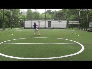 Nike Football: Отбор К11