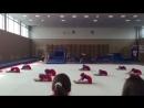 Первые соревнования по спортивной гимнастике