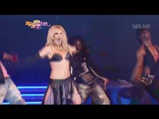 Britney Spears - Boys, I'm A Slave 4 U (Boa Special In Korea) 2003