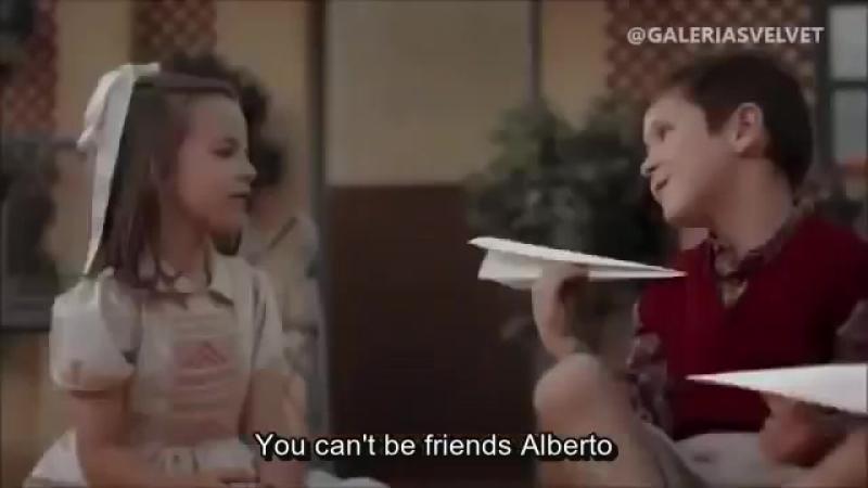 Галерея-Вельвет 4 сезон 2016 трейлер Испания
