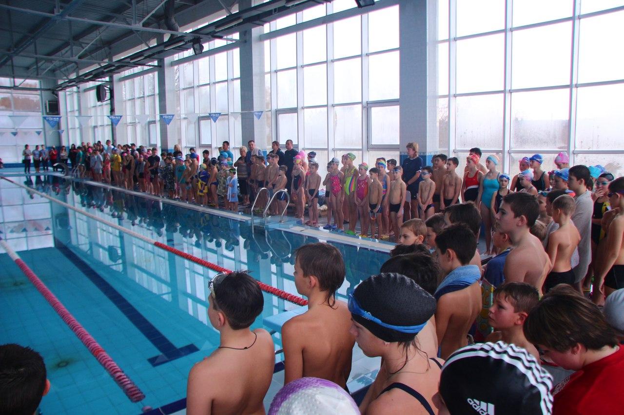 Херсонские спортсмены организовали чемпионат по плаванию в Вознесенске