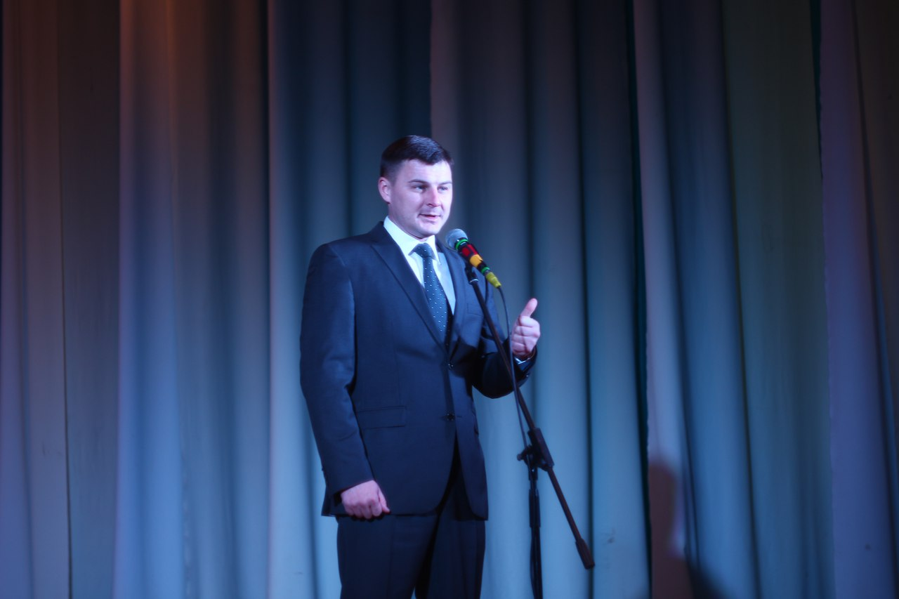 Игорь Семенчев принял участие в благотворительном марафоне