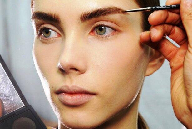 Красивые брови, Как красиво сделать брови, Как сделать красивые брови
