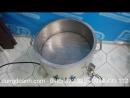 Bếp chiên công nghiệp made in VN