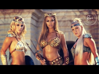 Beyoncé, britney spears & p!nk || pepsi gladiators commercial [2004]