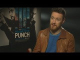 Welcome to the Punch James McAvoy and Mark Strong interview