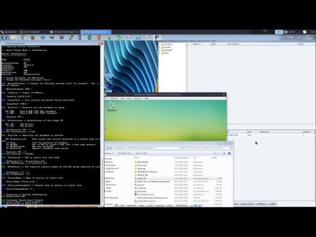Exploit Windows7 2008R2 RCE to Meterpreter MS17 010 NSA shadowbroker leak